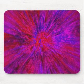 Mousepad Tintura violeta do laço
