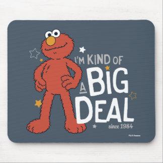 Mousepad Tipo de Elmo | I'm de uma grande coisa