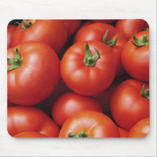 Mousepad Tomates maduros - vermelho brilhante, fresco