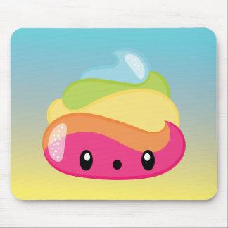 Mousepad Tombadilho de Emoji Raimbow!