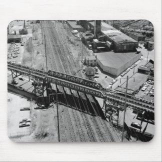 Mousepad Torre da costa da estrada de ferro de Pensilvânia