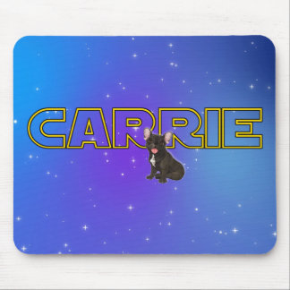 Mousepad Tributo a Carrie