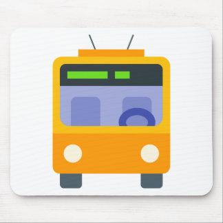 Mousepad Trolleybus