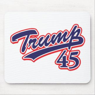 Mousepad Trump-45-Blue