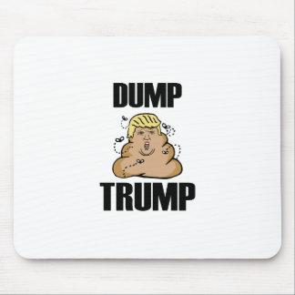 Mousepad Trunfo da descarga engraçado