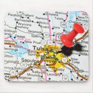 Mousepad Tulsa, Oklahoma