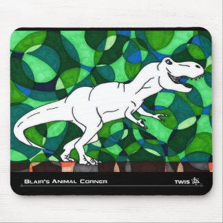 Mousepad TWIS Mousepad: O canto animal T Rex de Blair