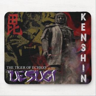Mousepad Uesugi Kenshin - tapete do rato