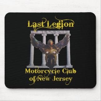 Mousepad Último clube da motocicleta da legião de New