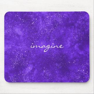 Mousepad ultravioleta inspirado