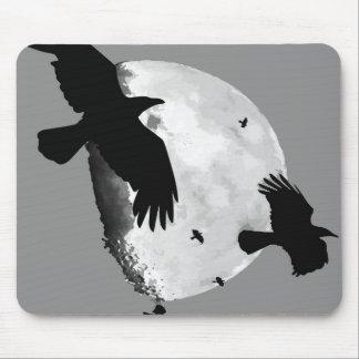 Mousepad Um assassinato dos corvos e da lua