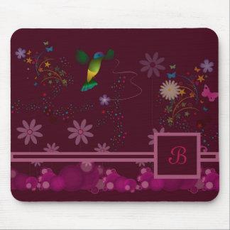 Mousepad Um pintor do colibri