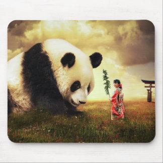 Mousepad Urso de panda