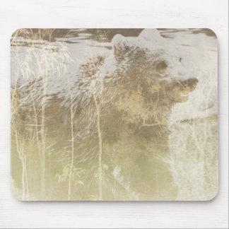Mousepad Urso expor