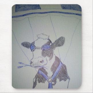 Mousepad Vaca louca