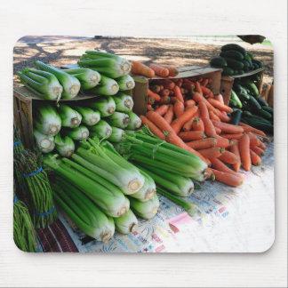 Mousepad vegetais