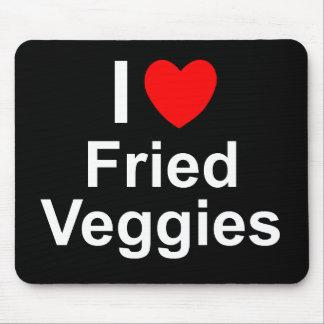 Mousepad Vegetarianos fritados
