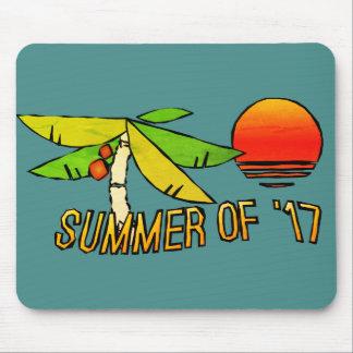 Mousepad Verão - por do sol perfeito da praia