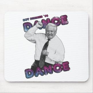 Mousepad Verão quente 1996 da dança da dança de Boris