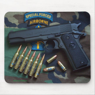 Mousepad Veteranos do SOF das boinas verdes SF SFG de