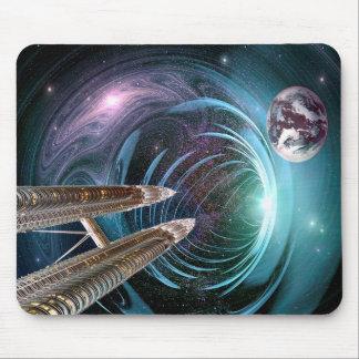 Mousepad Viagem espacial