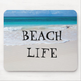 Mousepad Vida bonita da praia