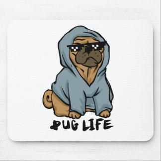 Mousepad Vida do Pug