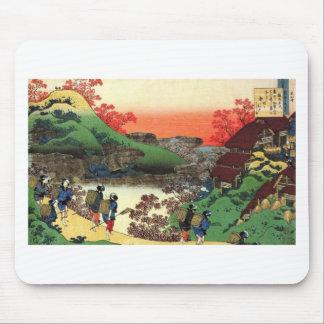 Mousepad Vila japonesa