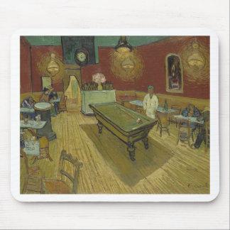 Mousepad Vincent van Gogh o trabalho de arte da pintura do