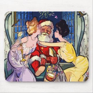 Mousepad Vintage Papai Noel
