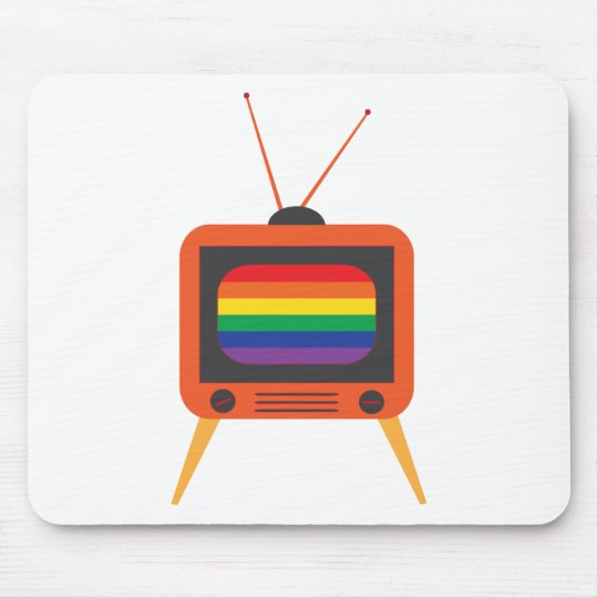 Mousepad Vintage TV