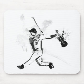 Mousepad Violinista do basebol