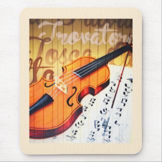 Mousepad Violino