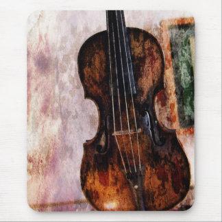 Mousepad violino do violino do instrumento musical do