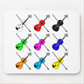 Mousepad Violinos