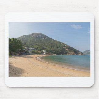 Mousepad Vista panorâmica da ilha macilento de Sok Kwu