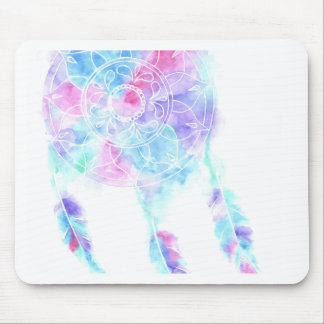 Mousepad Watercolour Dreamcatcher