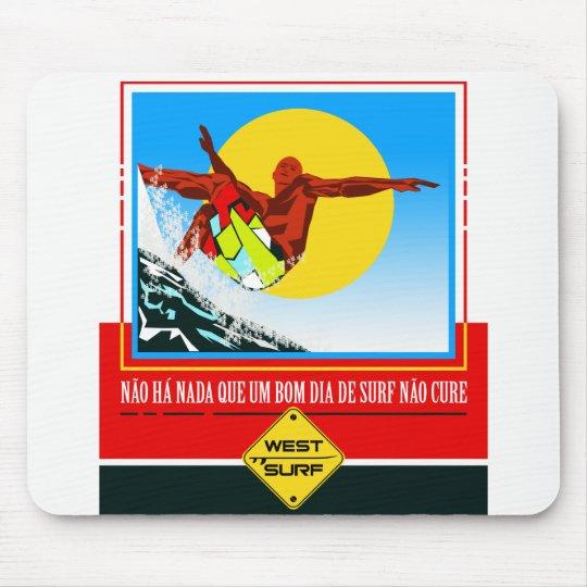 Mousepad West Surf VII