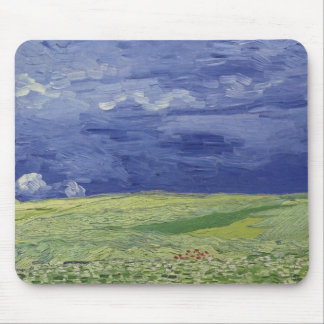 Mousepad Wheatfields de Vincent van Gogh | sob o