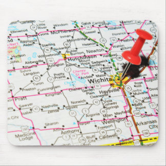 Mousepad Wichita, Kansas
