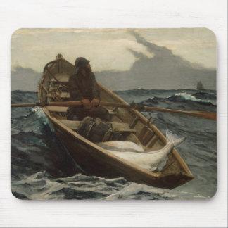 Mousepad Winslow Homer - o aviso da névoa