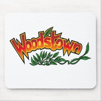 Mousepad Wood'stown por Alphonse Daudet