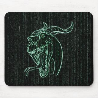Mousepad Wyrm em Shell