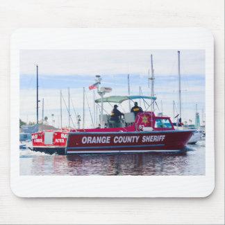 Mousepad Xerife do Condado de Orange