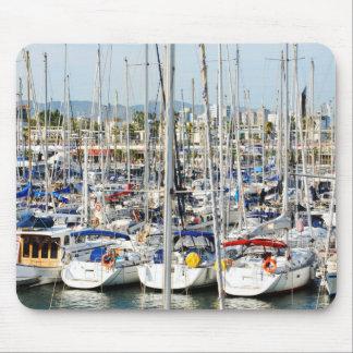 Mousepad Yachting
