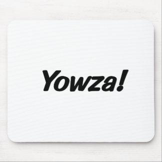 Mousepad yowza