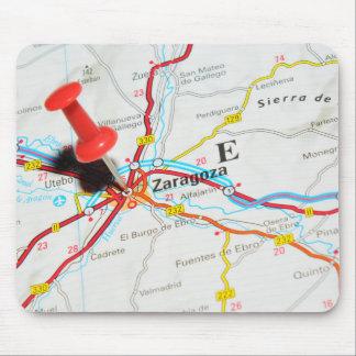 Mousepad Zaragoza, Aragon, espanha