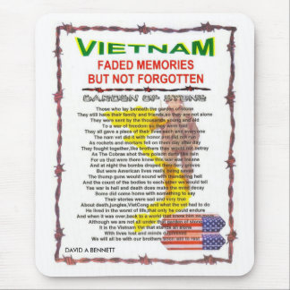 Mousepad zazv- VIETNAM /POEM