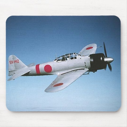 Mousepad - Zero Fighter