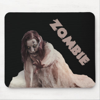 Mousepad Zombi casado